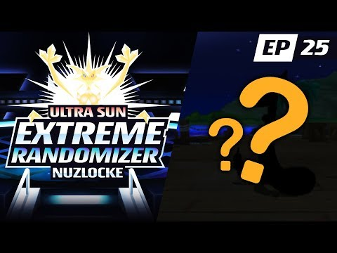 CATCHING TONS OF POKEMON!! | Pokemon Ultra Sun EXTREME Randomizer Nuzlocke Part 25