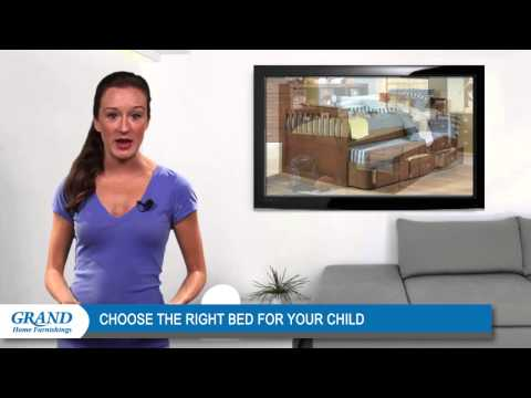 Choose the Right Bed for your child