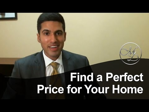 Find a perfect price for your home - Greater Toronto Area Real Estate