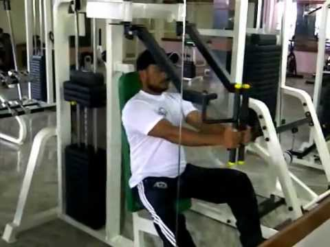 Gym Manufacturer in India ! Syndicate gym industries (Fitness Zone Gym ,Jalandhar )