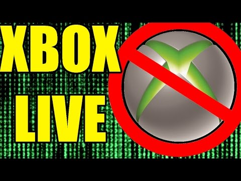 XBOX LIVE ATTACKED (Xbox One / Xbox 360 Can't Connect to Xbox Live)