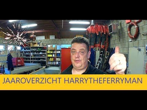 Jaaroverzicht 2017 Harrytheferryman