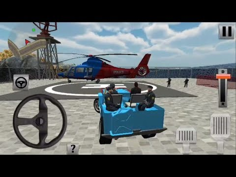 Xxx Mp4 Offroad Police Transporter Police Cargo Helicopter Game Android Gameplay HD 3gp Sex