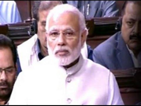 PM Modi concludes his speech reciting Nida Fazli's poem