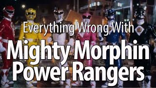 Everything Wrong With Mighty Morphin Power Rangers: The Movie