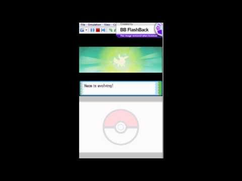 How to Get Espeon in Pokemon Soul Silver / Heart Gold