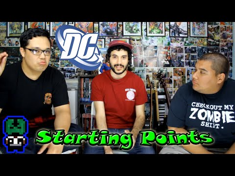 Our recommended Starting Points for DC Comics