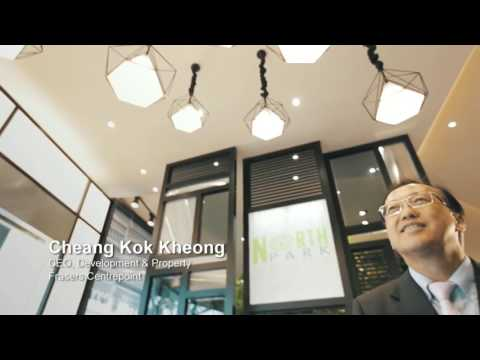 Introduction about North Park Residences in Yishun by Frasers Centrepoint.