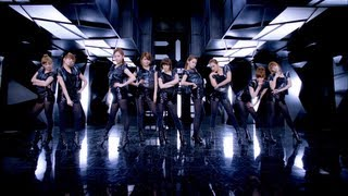 Girls' Generation 少女時代 'Run Devil Run' MV (JPN Ver.)