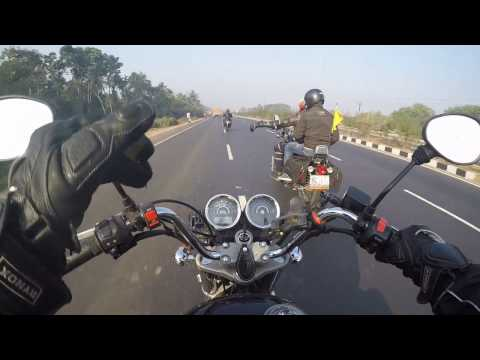 Annual Bike Trip | 2017 | Laketown Bikers | Day 1 & 2 | Kolkata - Ghatshila - Bangriposi
