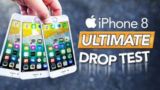 IPHONE 8 ULTIMATE DURABILITY DROP TEST