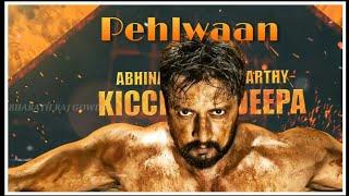 Dekho Aaya Pehlwaan | Sudeep | Pehlwaan | Hindi status | whatsapp status.
