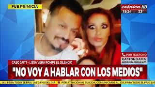 Lissa Vera rompió el silencio en Crónica HD