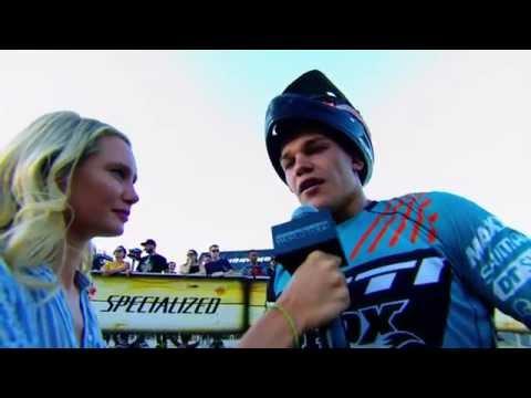 Crankworx Whistler - Enduro World Series with Richie Rude Interview HD
