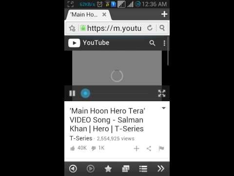 How to Download any song from YouTube on your Phone/PC WITHOUT ANY SOFTWARE