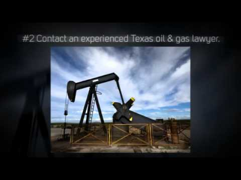 Mineral Rights for Texas Land Owners with Houston Lawyer Kimberly Moss