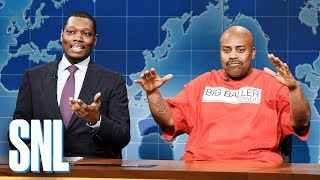 Download Weekend Update: LaVar Ball on Lonzo's Year - SNL Video