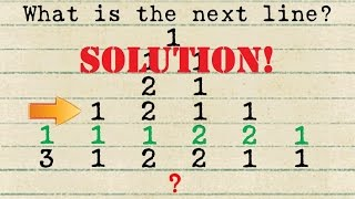 Can you Crack the Code? SOLUTION!