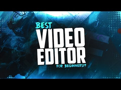 BEST VIDEO Editor for BEGINNERS! Filmora Basic Editing Guide for PC/Mac! (2016/2017)