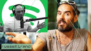 What Does Joe Rogan's Move Mean For YouTube?   Russell Brand