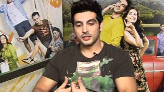 Exclusive Interview - Zayed Khan