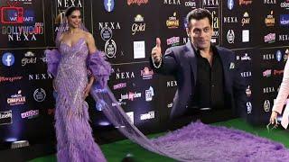 Salman Khan Rocking Entry With Deepika Padukone At IIFA AWARDS 2019 | #IIFA20 LIVE