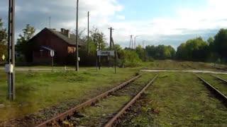 The walk of death at Sobibor