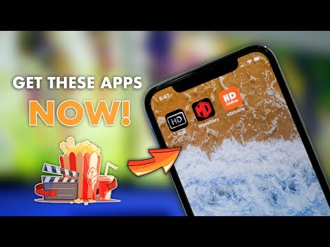Top 3 Best Movie Apps for your iPhone, iPad ( iOS 11&12) | Install These Apps Before Gets Removed!!