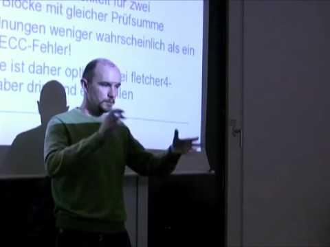 Vortrag: OpenSolaris ZFS - Die Zukunft