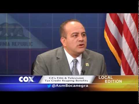 Charter-Cox Local Edition with CA State Assemblyman Raul Bocanegra (D)