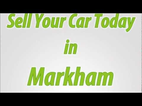 Sell A Car in Markham