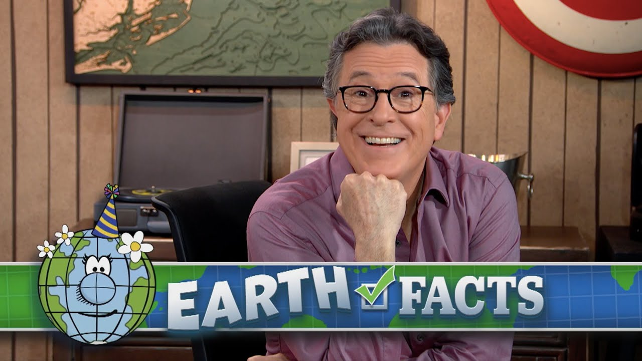 Facts About Earth, Where Everyone Is Obsessed With Mark Johnson