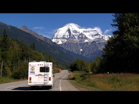 Alaska Highway Motorhome Tour  August 2016