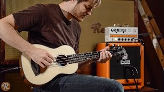 Kala U-Bass Demo with Rob Scallon