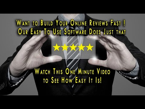 How to Build Online Reviews for Your Business - Pacific View Marketing