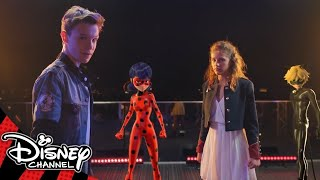 Miraculous Ladybug | Theme Song Music Video 🐞 ft. Lou & Lenni-Kim | Official Disney Channel UK