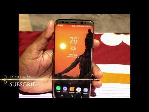 5 Way To Take A Screenshot On Samsung Galaxy S8/S8+ | HINDI