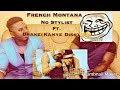 French Montana  NO STYLIST (Audio) ft  Drake | Kanye Diss