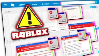 WARNING: ROBLOX VIRUS