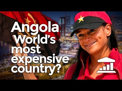 Why is ANGOLA the WORLD's most EXPENSIVE country? - VisualPolitik EN
