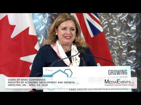 Ontario Supporting 4,700 Jobs in Hamilton's Steel Industry