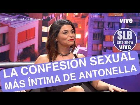 Xxx Mp4 SLB Antonella Ríos Habla De Su Vida Sexual 3gp Sex