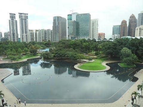 Kuala Lumpur City Centre (KLCC) - Malaysia