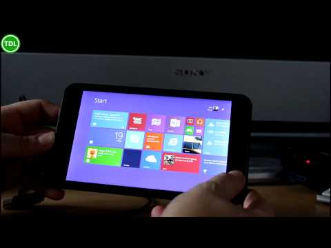 Reviewing apps, games and Minecraft on a £79 Linx 7 Windows Tablet
