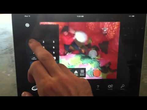 Optimum TV on iPad