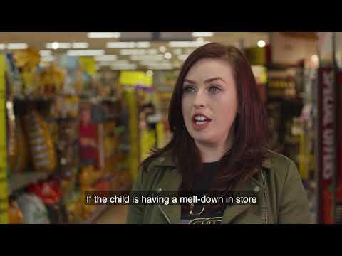 Nicole Duggan - Autism Friendly Shopping in SuperValu