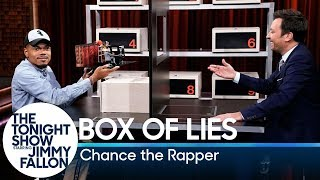 Download Box of Lies with Chance the Rapper Video