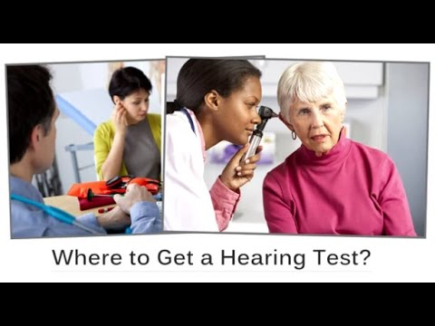 Where to Get a Hearing Test