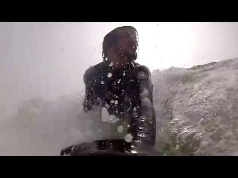 Handplane HD Bodysurfing Up The East Coast