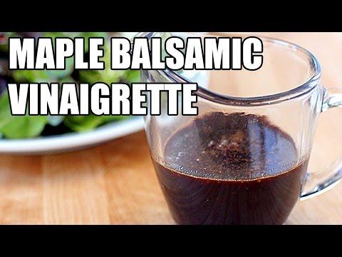 Maple Balsamic Vinaigrette Recipe | Episode 22